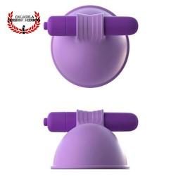 Pezonera con Vibración Seccionador para pezón BDSM Fantasy For Her Vibrating Breast