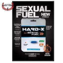 Pastilla Afrodisíaco Masculino Potenciador Sexual Mantiene tu pene erecto Hard X Sexual
