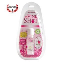 Pink Shot Bebida para Dama Afrodisiaco Aumenta la sensibilidad Multiples Orgasmos