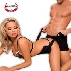 Correa Arnés para Sexo Posición del Perrito Strap Doggy Style Sex Strap