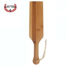 Paleta de Bambú 35cm Sado Paleta asotadora Juegos Sexuales Sometimiento Bondage BDSM