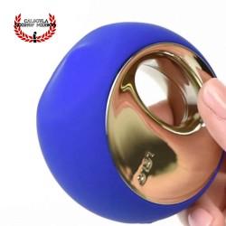 Vibrador ORA 2 de LELO Azul Simulador y vibrador de sexo oral estimulación en tu clítoris