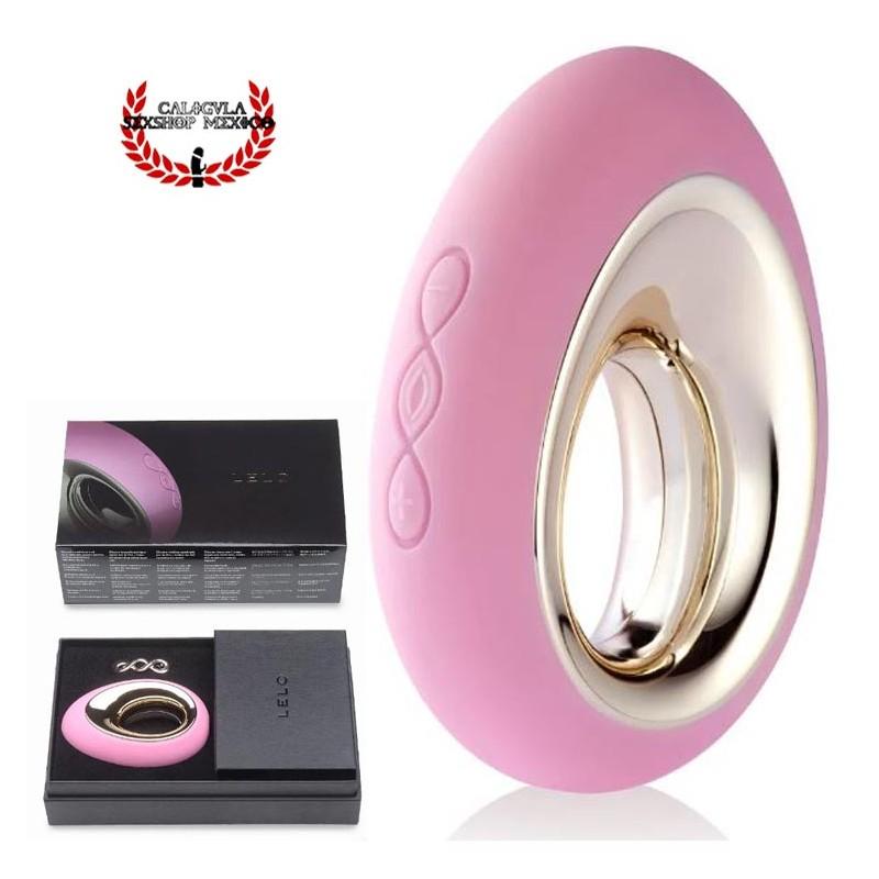 Alia de LELO ROSA Vibrador externo para estimulación de tu clítoris Vibrador sexual para dama