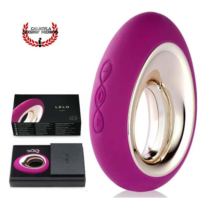 Alia de LELO ROJO Vibrador externo para estimulación de tu clítoris Vibrador sexual para dama