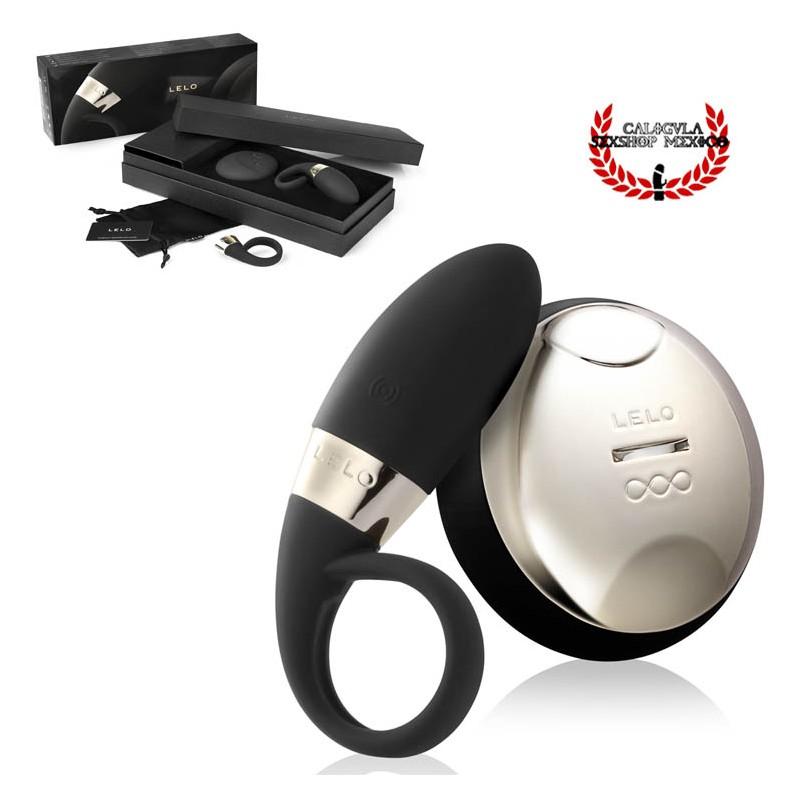 ODEN 2 de LELO Anillo Vibrador para Pene y Testiculos con Control Remoto Vibrador para testículos y Clitoris