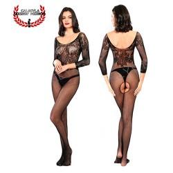 Lenceria Catsuit Body Negro MOD4227 Sexy Lenceria Erotica para dama en Red Sexy Body Red