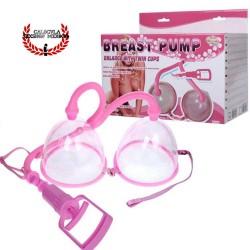 Bomba de Succión Manual para Pezón Bomba de succión para estimular tus pechos y pezones juegos eróticos