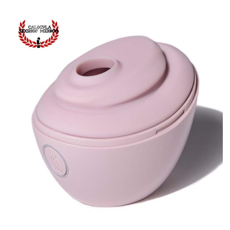 Baci de Lora DiCarlo Vibrador Estimulador de Clitoris Succionador de Clitoris Baci Sexo oral Estimulante