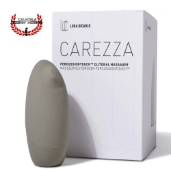 Carezza de Lora DiCarlo Estimulador de clítoris Carezza Vibrador y estimulador de Clítoris LoraDicarlo