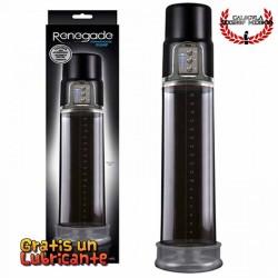 Bomba Recargable USB Renegade Powerhouse Pump Nsnovelties Bomba de Succion pene